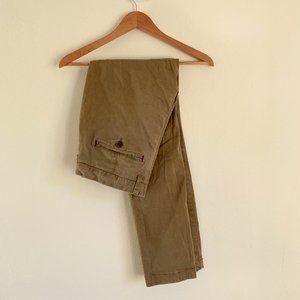 TED BAKER Slim Fit Premium Chino Pant Khaki 32/30